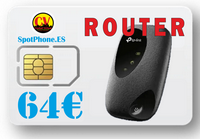 ROUTER 64€